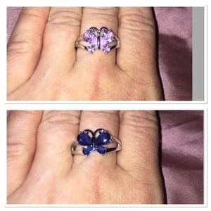 🦋 Beautiful butterfly ring 🦋